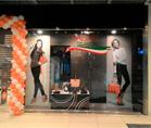 Оформление сети магазинов Obuv.com ,оформление торговых и выставочных центров