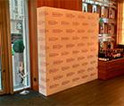 Pres wall Mega Frame Wall для компании Simple