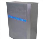 Стол ресепшн для компании Ideal Solution, примеры выполненных работ