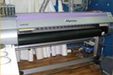 Экосольвентная широкоформатная печать с разрешением 1440 dpi