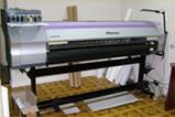 Интерьерная широкоформатная печать с разрешением 1440 dpi