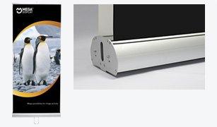 Роллерный стенд Mega Display Double S